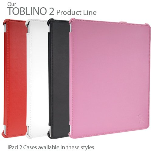 Toblino 2: Leather iPad 2 Case