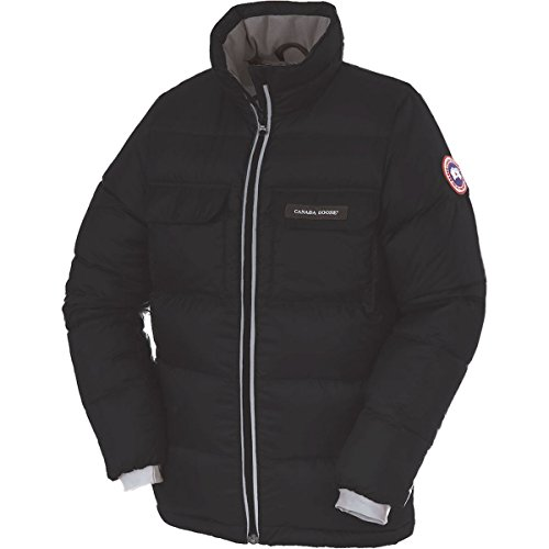 Canada Goose Rupert Down Jacket - Boys' Black, M (Canada Goose For Boys compare prices)