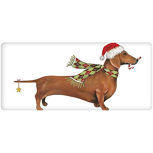 Mary Lake-Thompson - Holiday Dachshund Bagged Towel  sc 1 st  Desertcart & Mary Lake Thompson | Buy Mary Lake Thompson products online in Saudi ...