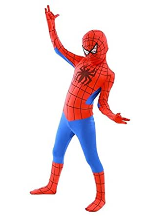 Dressystar大人用アメージングスパイダーマン170-180cm