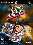 echange, troc Space Chimps Game PS2 [import anglais]