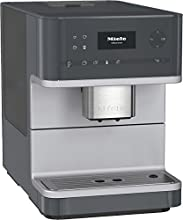 Miele 9949900 CM 6110 Stand-Kaffeevollautomat (OneTouch for Two-Zubereitung, Cappuccinatore)