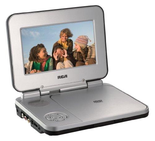 RCA DRC6317E 7-Inch Screen Portable DVD Player