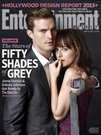 Entertainment Weekly (November 22, 2013) Fifty Shades of Grey