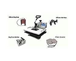Max Combo Heat Press 6 in 1