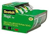 Scotch Magic Tape Rolls - 3 ea