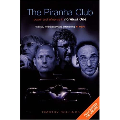 The Piranha Club, l'oeuvre de Timothy Collings