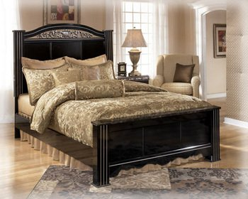 Signature Design by Ashley - Constellations Queen Panel Bed