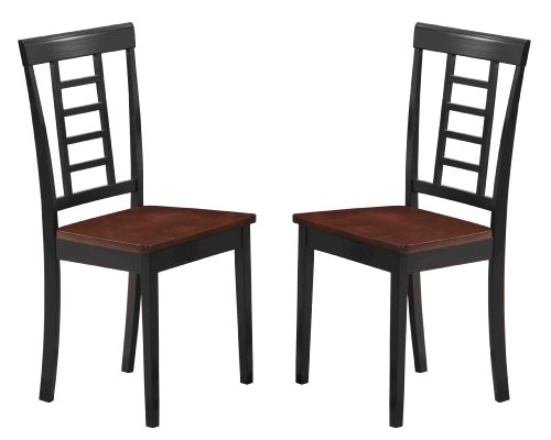 Set Of 2 Dining Chairs 9486