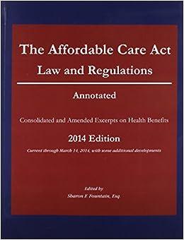 ObamaCare Essential Health Benefits