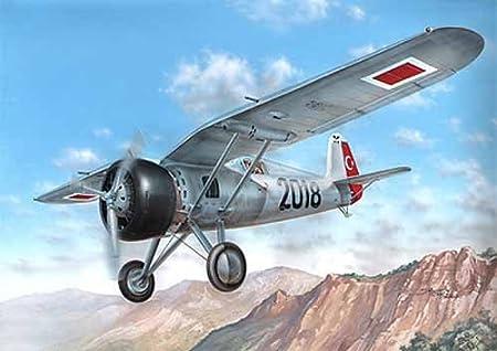 Maquette PZL 24 A/C Turkish Air Force