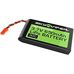 Sky Viper Drone Rechargeable LiPo Extra Battery
