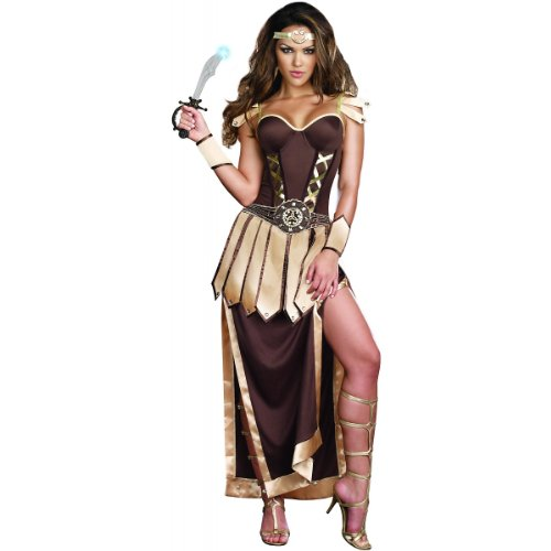 Trojans Warrior Costume