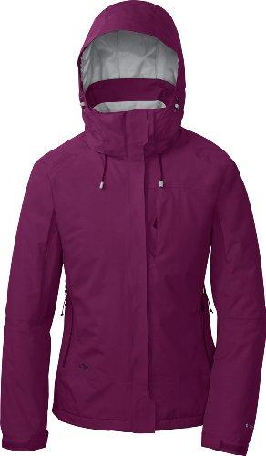 Outdoor Research Women's Igneo Jacket (Berry, Medium)