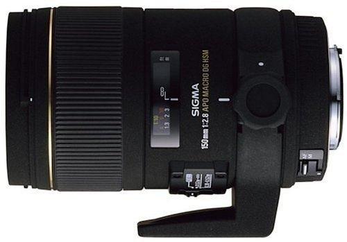 Focale maximale sigma objectif macro 150 mm f2 8 ex dg for Objectif a miroir pour nikon