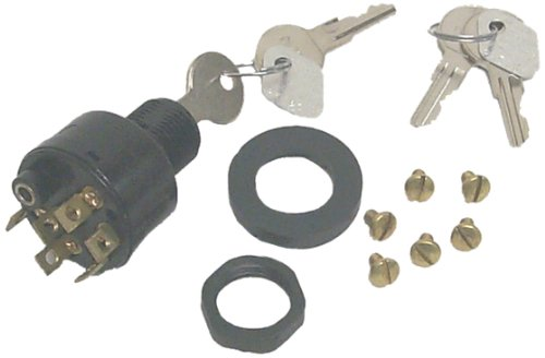 Sierra International MP41080 4 Position Marine Ignition Switch with Push In Choke маршрутизатор sierra at