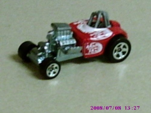 2008 Hot Wheels Mystery Cars #178 Altered State w/ 5SPs