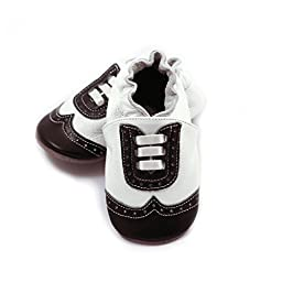 Wingtip Black 18-24 mos