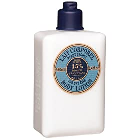 L'Occitane Shea Butter Body Lotion