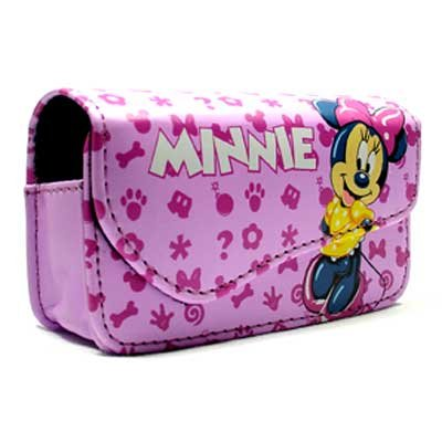 Hot Pink Minnie Mouse Disney Universal Cell Phone Case
