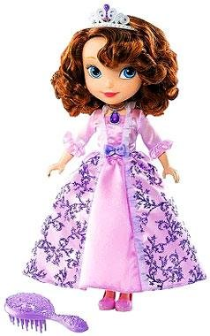 SOFIA THE FIRST DOLL (WEDDING DAY SOFIA) - 1