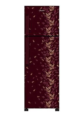Whirlpool Neo FR258 Cls Plus 3S Frost-free Double-door Refrigerator (245 Ltrs, Wine Fiesta)