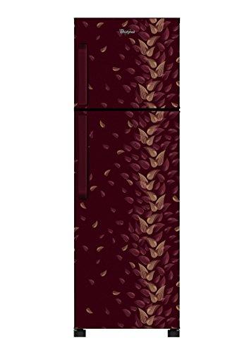 Whirlpool NEO FR258 Classic PLUS 3S (Wine Fiesta) 245 Litres Double Door Refrigerator
