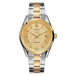 TAG Heuer Men s WA215B BD0788 Carrera Automatic Watch