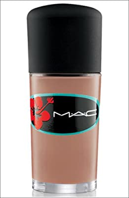 Best Cheap Deal for MAC Surf, Baby! nail lacquer polish color HANGIN' LOOSE from USA - Free 2 Day Shipping Available