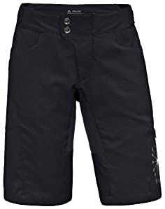 Vaude Women's Skit Shorts - Black, 36