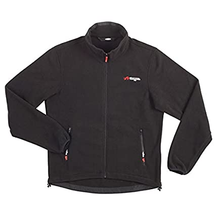 FURYGAN - Veste Polaire Fleece Evo Noir