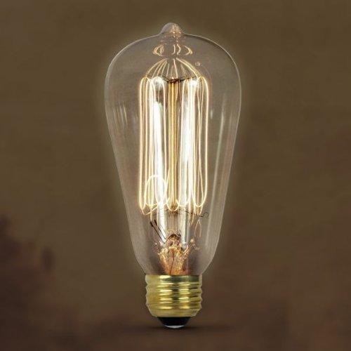 Feit Bulb Medium Base (E26) Clear 2200 K Carded