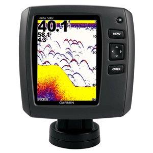 Garmin echo 500c Color Dual BM Fishfinder TM/Trolling Transducer