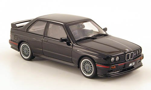 BMW M3 (E30) Evolution, schwarz,