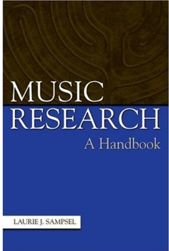 Music Research: A Handbook