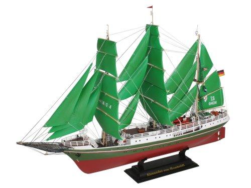 Revell 1:150 Alexander Von Humbolt Sail Training Ship