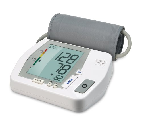Cheap Anova Medical Kd5904 Talking Automatic Digital Arm Cuff Blood Pressure Monitor, White, Na (kd-5904)
