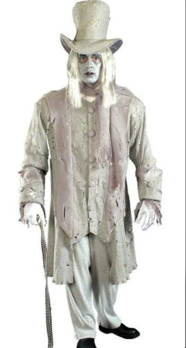 Ghostly Gentleman Costume Adult Mens Costume
