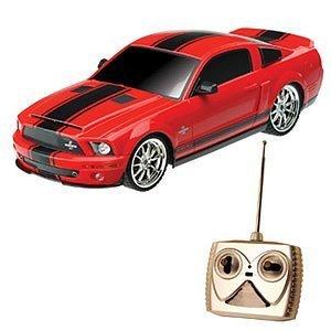 Imagen de 1:18 Licenciado Shelby Mustang GT500 Super Snake eléctrica RTR Remote Control RC Car