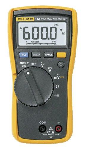 Fluke-Electrical-TRMS-Multimeter