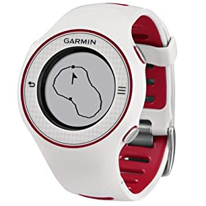 Garmin GPS Gerät Approach S3, White/Red, 010-01049-10
