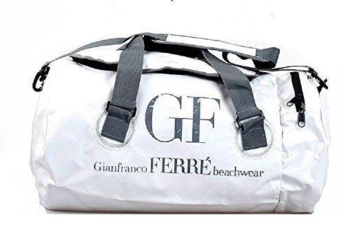 gianfranco-ferre-19027-001-sport-bag-unisex-adult-colour-white-by-gianfranco-ferre
