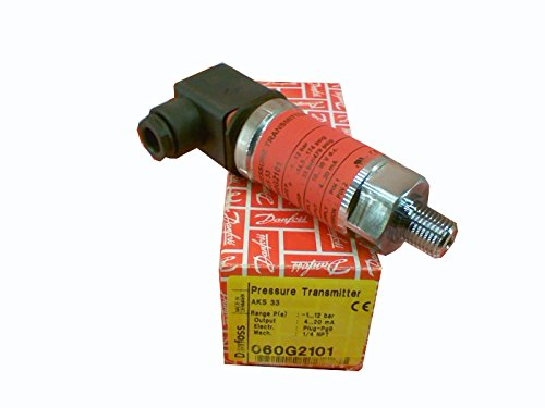 Danfoss 060G2101 AKS33 PRESSURE TRANSMITTER (Danfoss Pressure Transmitter compare prices)