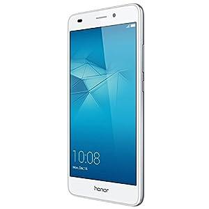 Honor 5.2-Inch 5C SIM-Free Smartphone - Silver