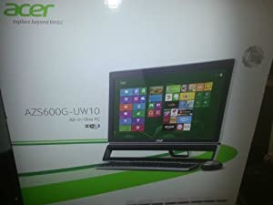 Acer Aspire AZS600G-UW10 All-in-One Desktop PC (i3-3220 Win 8 6GB RAM 1TB HD)