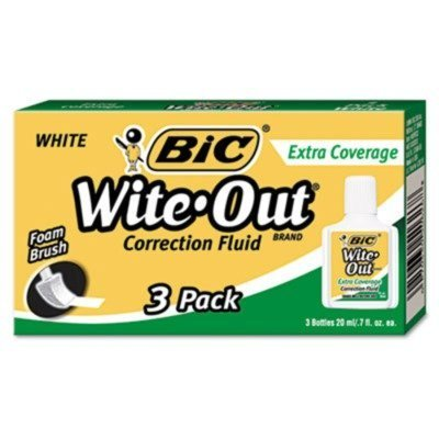 wite-out-extra-coverage-correction-fluid-20-ml-bottle-white-3-pack-by-bic-america