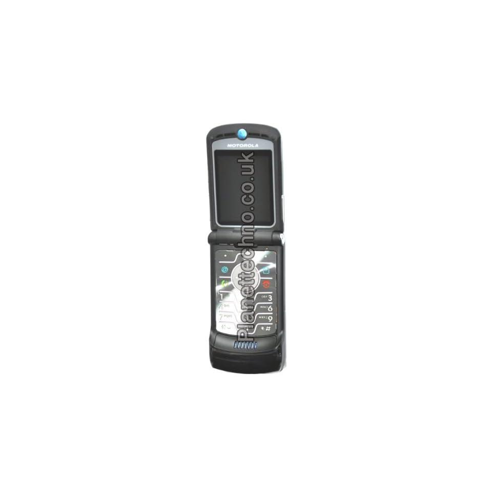 Motorola RAZR V3 Unlocked Phone with Camera and Video