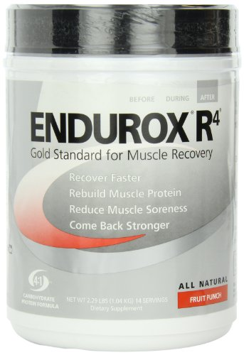 Pacific Health Labs Unisex Endurox R4 14 Serving Canister Fl