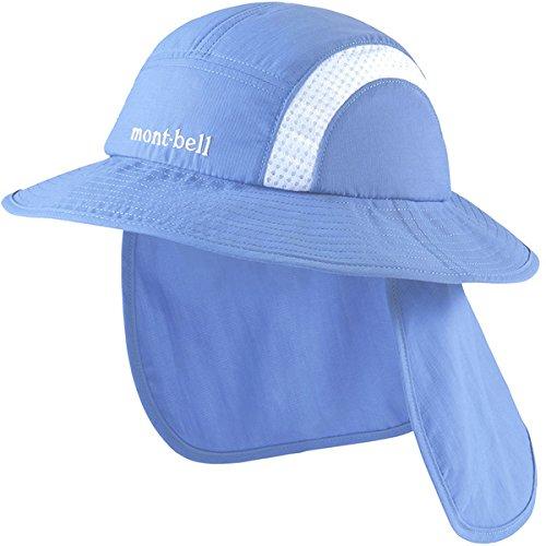 モンベル(mont-bell) サハラハットベビー 1108712 フレンチブルー