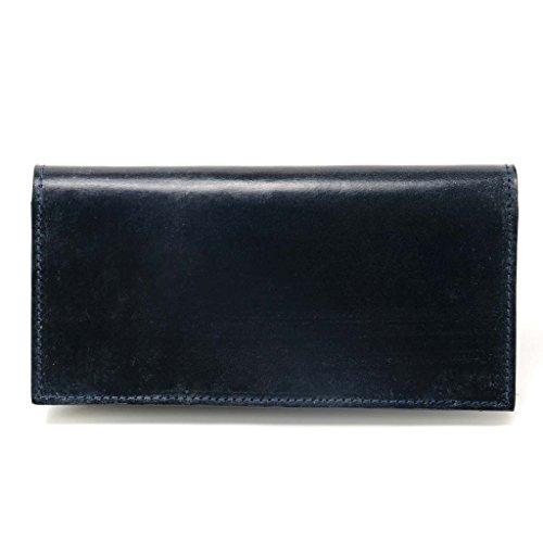(グレンロイヤル)GLENROYAL 03-5604/long wallet without zip 長札(長財布)/小銭入れなし NAVY [並行輸入品]